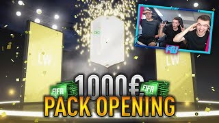 FIFA 19: Road to Ronaldo 🔥 XXL 1000€ PACK OPENING!! 😱(, 2018-09-23T22:16:49.000Z)