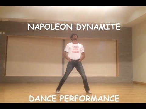 Napoleon Dynamite Dance Performance!