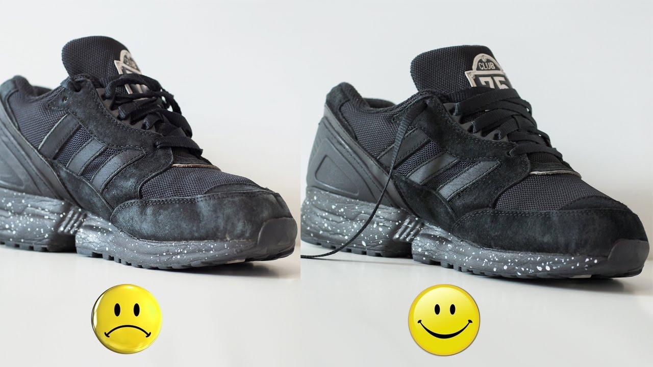 6b3b30b2f Как стирать замшевые кроссовки при разных видах загрязнений