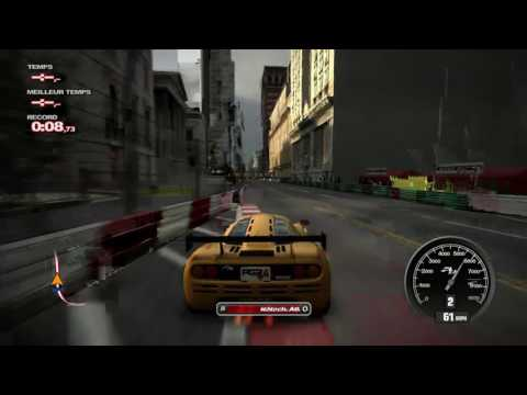 Project Gotham Racing 4 - Time Trial – Class A → New York – 11 Gotham City Challenge