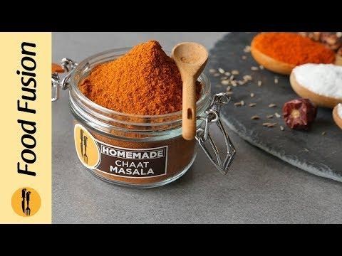 Homemade Chaat Masala Recipe By Food Fusion (Ramzan Special Recipe)