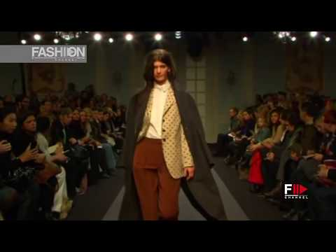 PAUL SMITH Fall 2011 2012 London - Fashion Channel