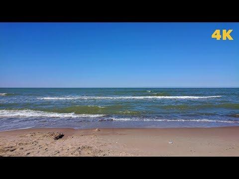 Латвия. Балтийское море, 4К.