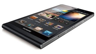 Huawei Ascend P7 Sapphire now with sapphire display, Quick Review