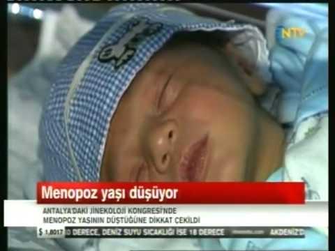 NTV - Ege Sağlık Menopoz 26.04.2013