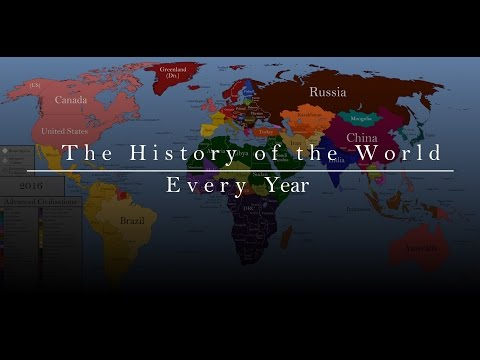 Thumbnail: The History of the World: Every Year