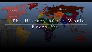 Die Geschichte der Welt: Jedes Jahr