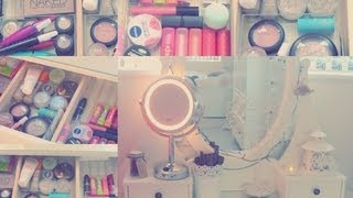 Makeup Collection 2013! Thumbnail