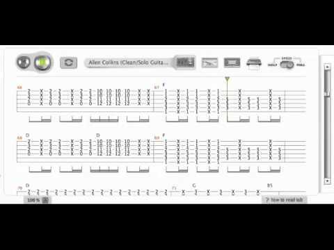 Lynyrd Skynyrd Free Bird Guitar Lesson Tab Full Song Youtube