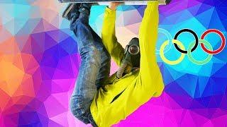 OLYMPIC CLIMBING - WIDE BOYZ STYLE | #155