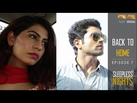Sleepless Nights | S01 | EP07 - Back To Home | Punjabi Web Series | White Hill Production