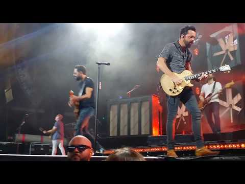 Old Dominion Live - Toronto August 2, 2018 - Make It Sweet & Can't Get You