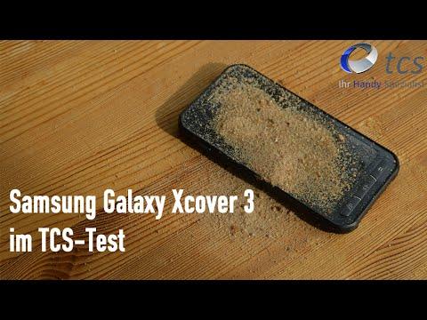 Samsung Galaxy Xcover 3 im TCS Test