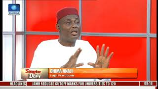 """Your Handlers Have Made You Controversial"" Nnaji Tells Pres Buhari Pt.1
