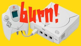 Burn Dreamcast Games CORRECTLY All The Time!!!