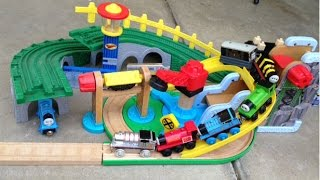 Thomas And Friends Wooden Toy Trains James, Toby ,skarloey, Edward, Oliver  Racing