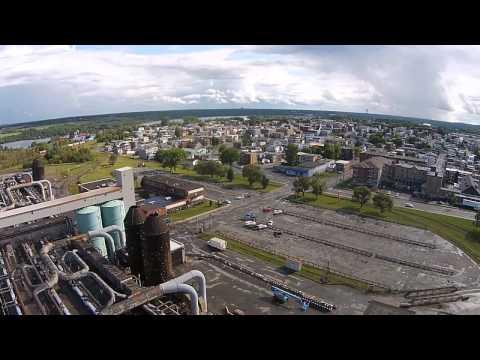 L'usine Alcan Shawinigan