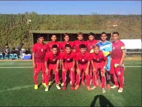 Cambodia vs Lao Champa 21-0