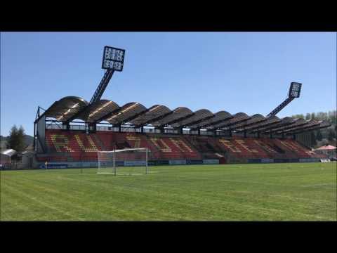 Stadium Guide: MFK Ruzomberok. 2017-05-01
