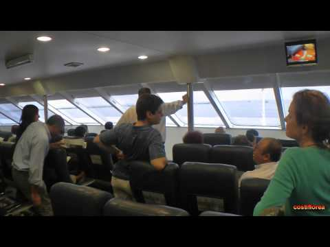 Uruguay,Montevideo to Argentina,Buenos Aires with ferry-boat - South America part 31-Travel video HD