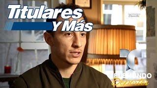 Guardado pide trato digno para los futbolistas aztecas   Titulares y Más   Telemundo Deportes