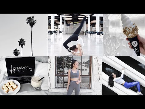 How I take and edit my Instagram dance photos ♡ White theme