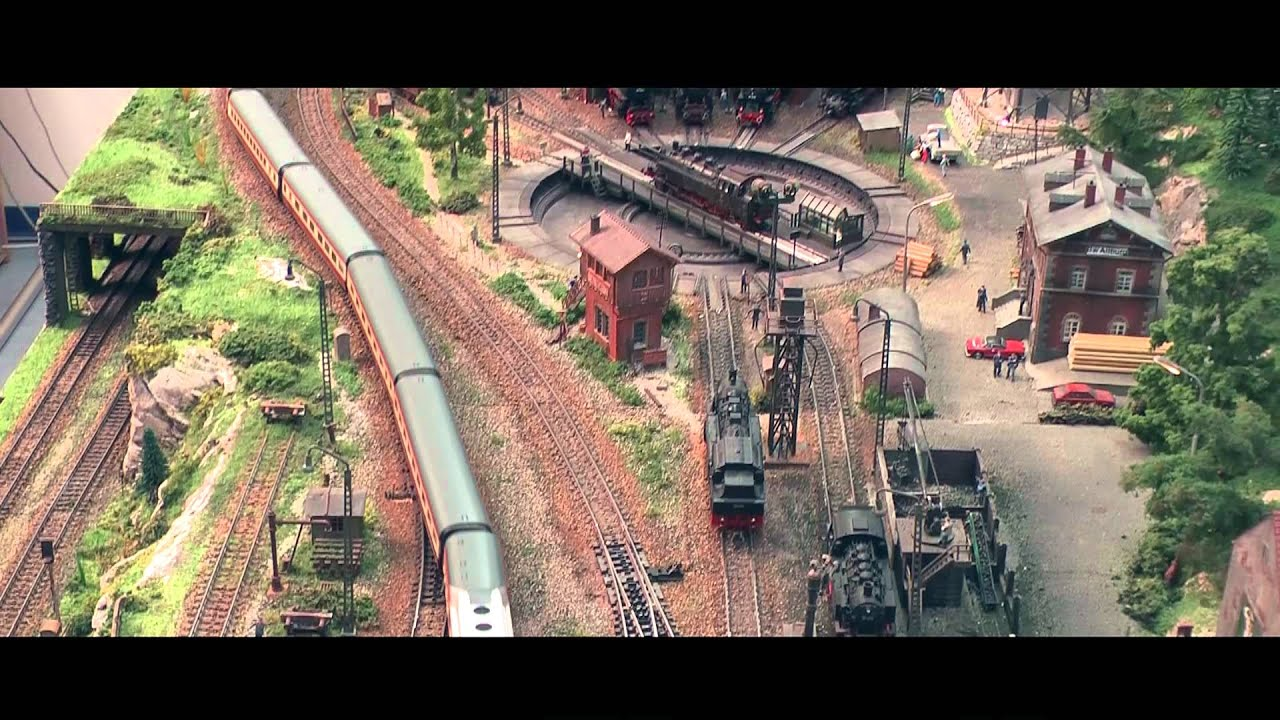modelleisenbahn videos