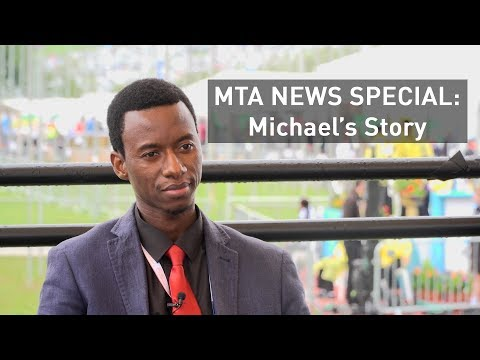 MTA NEWS EXCLUSIVE: Michael's astonishing journey to Ahmadiyyat