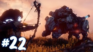 Best Armour In The Game! - Horizon Zero Dawn Walkthrough | Part 22 (PS4) HD