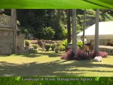 SEYCHELLES / LANDSCAPE AND WASTE MANAGEMENT AGENCY
