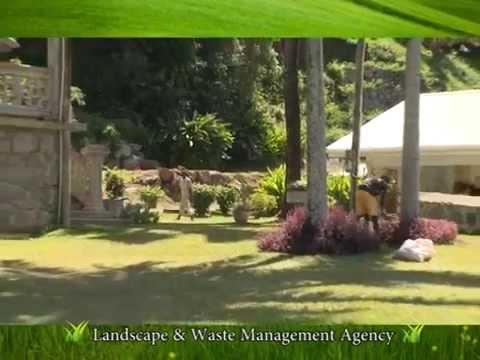 SEYCHELLES / LANDSCAPE AND WASTE MANAGEMENT AGENCY
