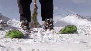 ★Карвинг Лыжи★ Урок 14 переход на параллельное ведение горных лыж