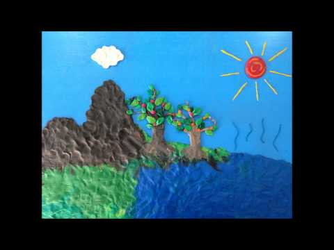 Water Cycle Stop Motion