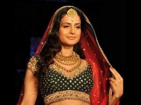 Gorgeous Ameesha Patel In A Wedding Dress