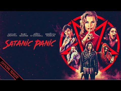 #SATANIC PANIC Comedy Horror Movie Official Trailer 2019