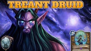 [Legend] Treant Token Druid | Rastakhan