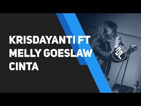 Krisdayanti ft Melly Goeslaw - Cinta Instrumental Piano Karaoke / Chord / Lirik
