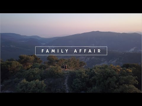 Columbia presents UTMB® Stories | FAMILY AFFAIR