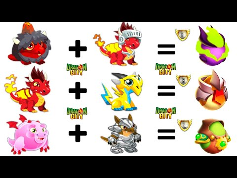How to Breed HEROIC DRAGON in Dragon City 2021 😍