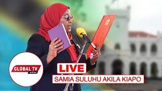 🔴#LIVE: MAMA SAMIA AAPISHWA KUWA RAIS WA SITA WA TANZANIA, KUMRITHI HAYATI MAGUFULI...