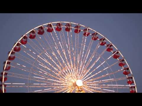Watch the Final Spin of Navy Pier's Ferris Wheel