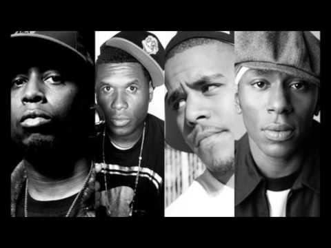 Talib Kweli & HiTek  Just Begun feat Jay Electronica, J Cole & Mos Def