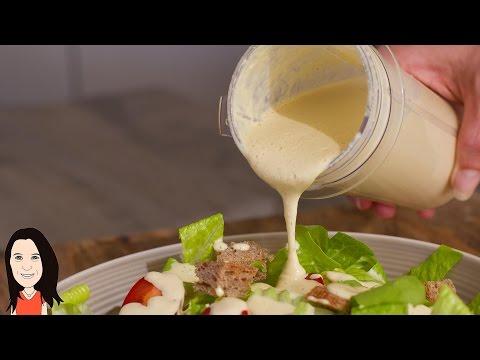 Best Caesar Salad Dressing Recipe Ever - You Won't Believe it's Vegan!