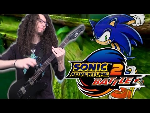 Sonic Adventure 2 GREEN FOREST - Metal Cover || ToxicxEternity