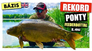 Quest for my BIGGEST carp ever in a gravel pit lake - Part 2 (English Subtitles)
