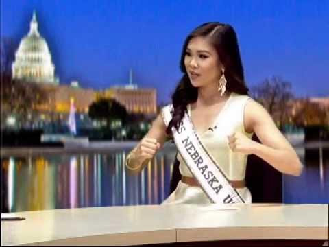 Cung Hoàng Kim, Miss Nebraska USA
