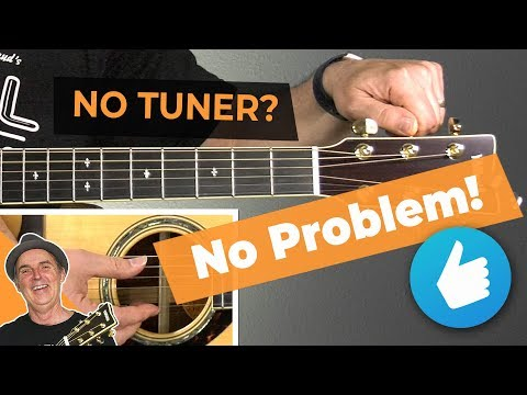 how-to-tune-a-guitar-without-a-tuner-for-beginners-|-guitar-tips