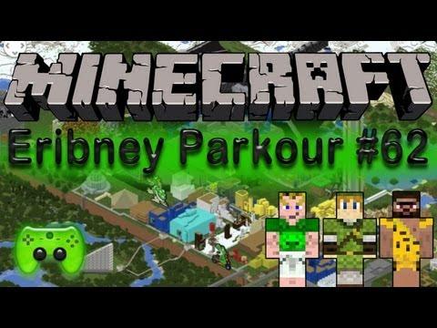 Let's Play Minecraft Adventure-Maps [Deutsch/HD] - Eribney Parkour #62