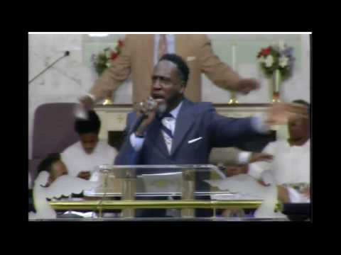 COGIC Bishop Anthony Gilyard Preaching At The Historic First Jurisdiction of Virginia!