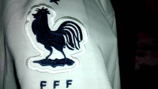 France Jersey - Unboxing AliExpress